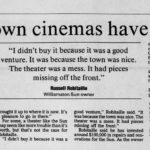 Williamston Sun Theatre 2000 02 Lansing_State_Journal_Sun__Oct_15__2000_