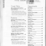 Williamston Sun Theatre Sun Business Monthly 8-2002 contents