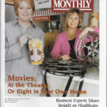 Williamston Sun Theatre Sun Business Monthly 8-2002 cover